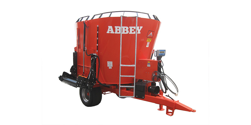 single auger mixer wagons